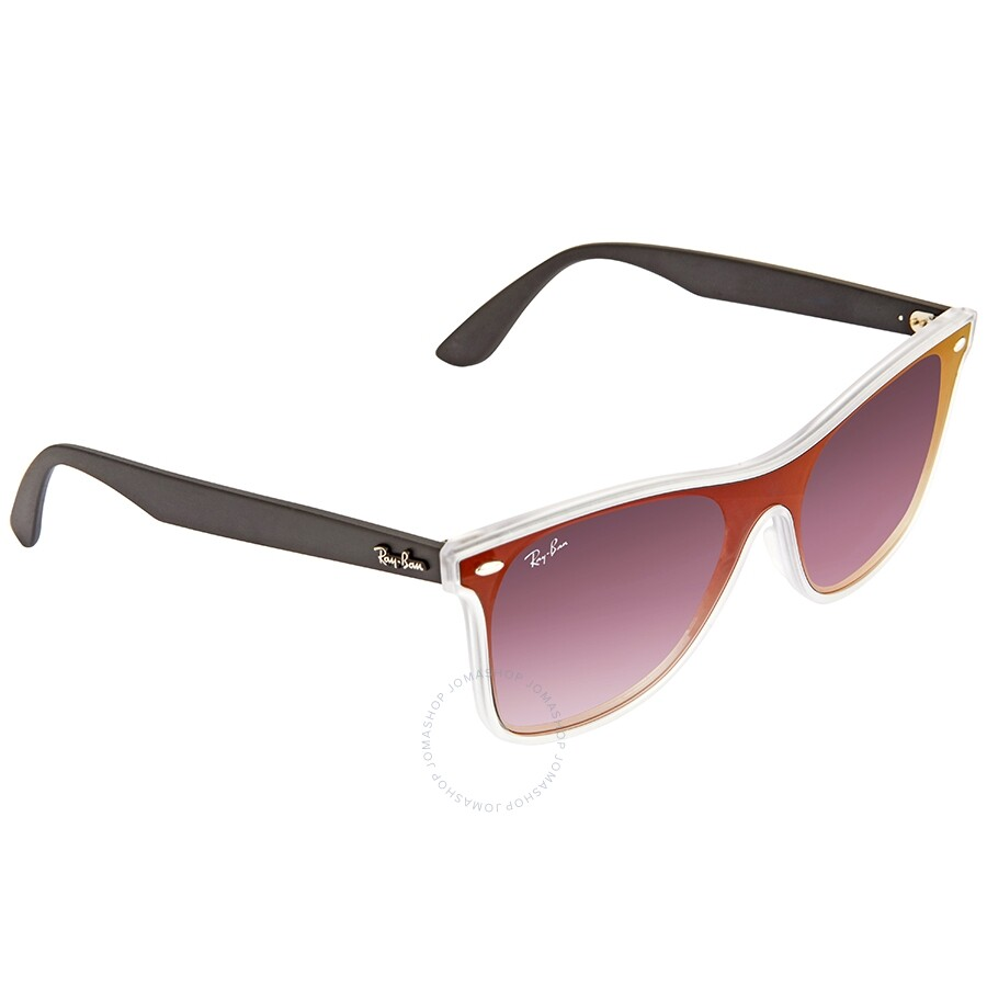 14962eb9c1f2f Ray Ban Blaze Grey Gradient Mirror Sport Sunglasses RB4440N 6355U0 41 ...