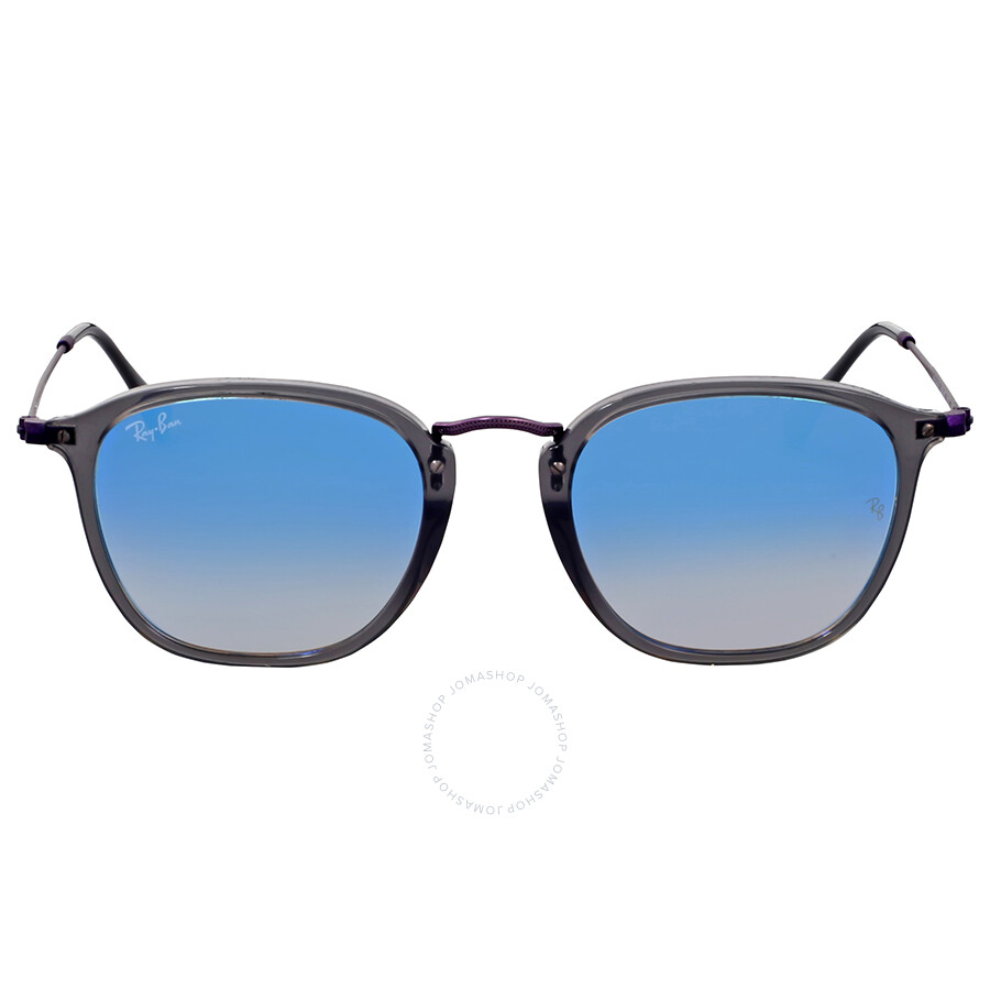 65aa93db26 Ray Ban Blue Gradient Flash Sunglasses - Ray-Ban - Sunglasses - Jomashop