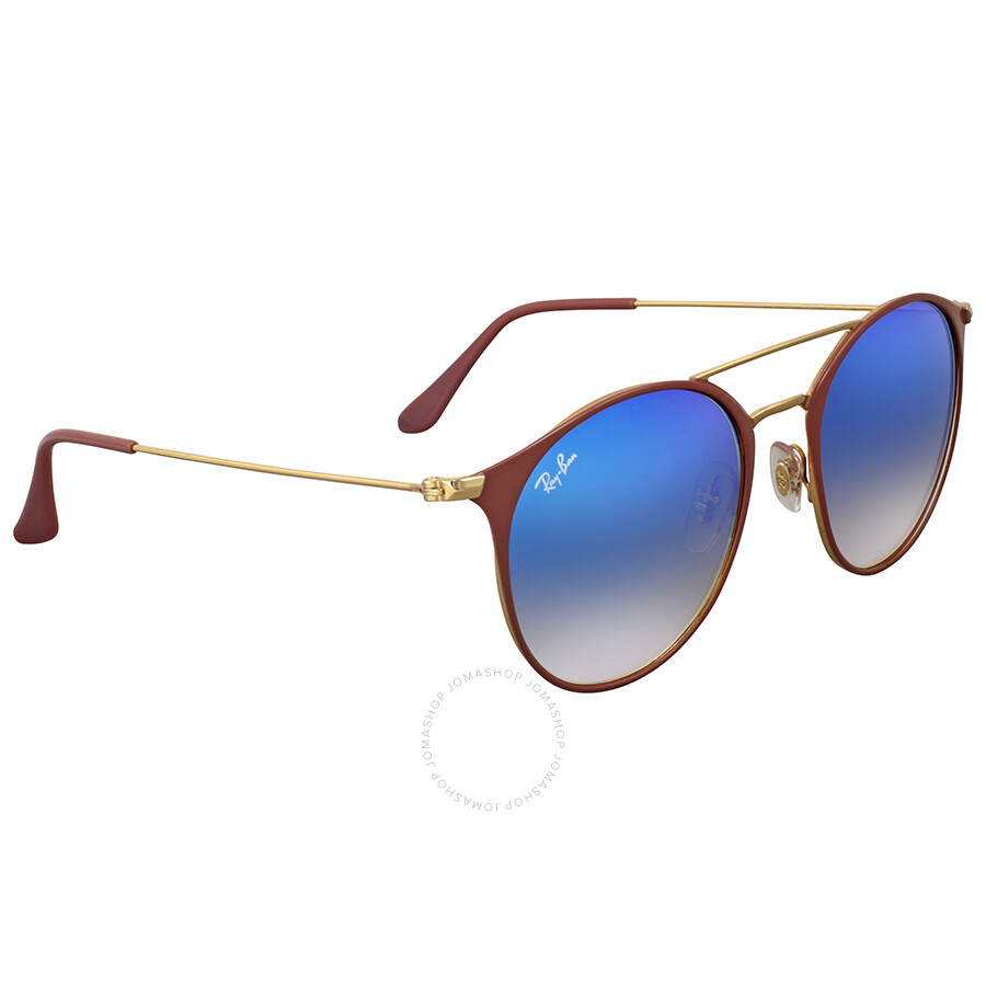 96a273afc31 Ray Ban Blue Gradient Flash Sunglasses Ray Ban Blue Gradient Flash  Sunglasses ...