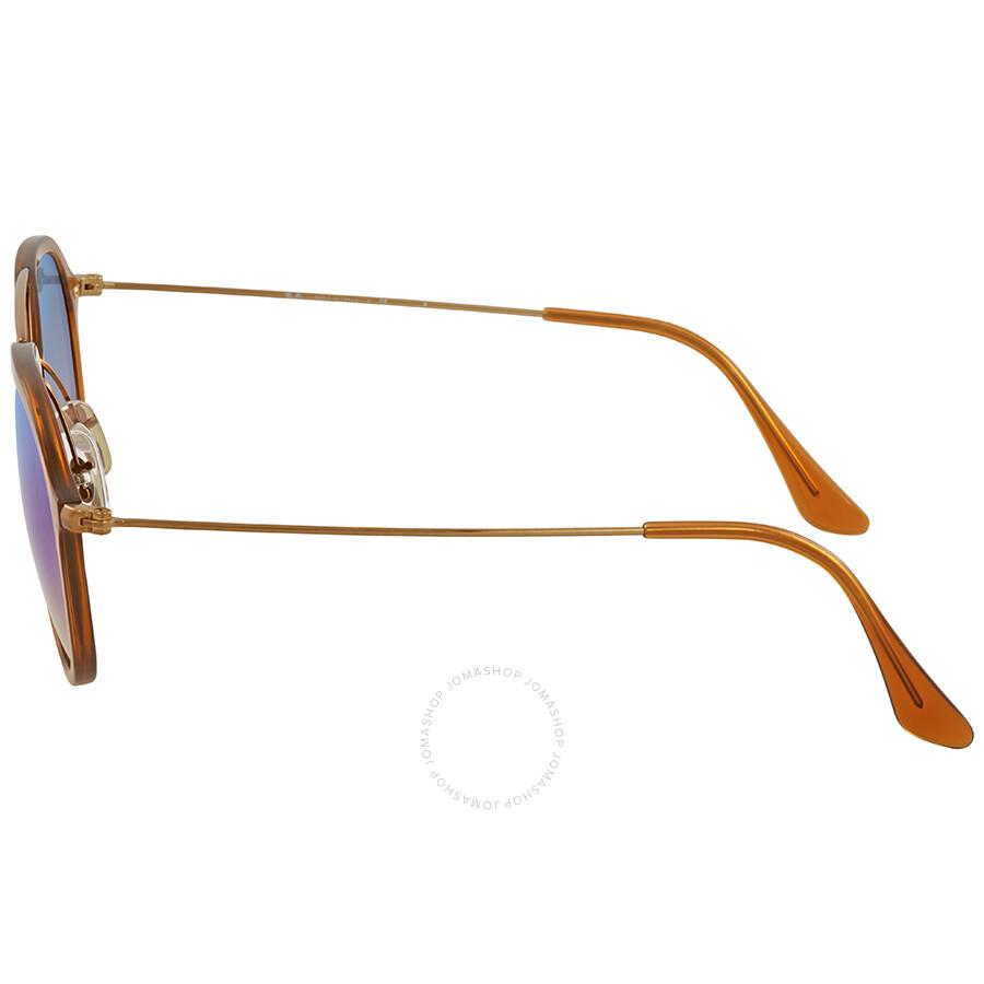 d4d0924d265ed Ray Ban Blue Gradient Flash Sunglasses RB4253 62388B 50 - Aviator ...