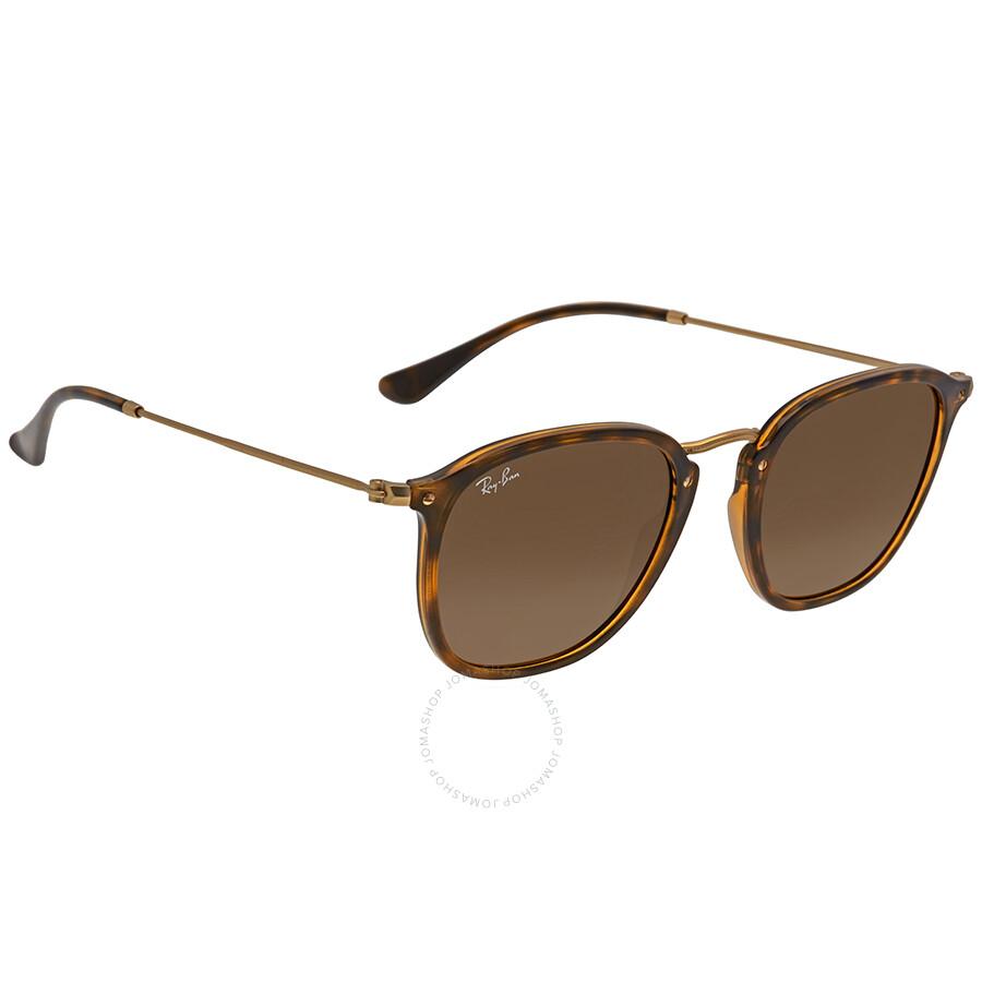 040ee569bdd Ray Ban Brown Classic B-15 Sunglasses RB2448N 710 51 - Ray-Ban ...