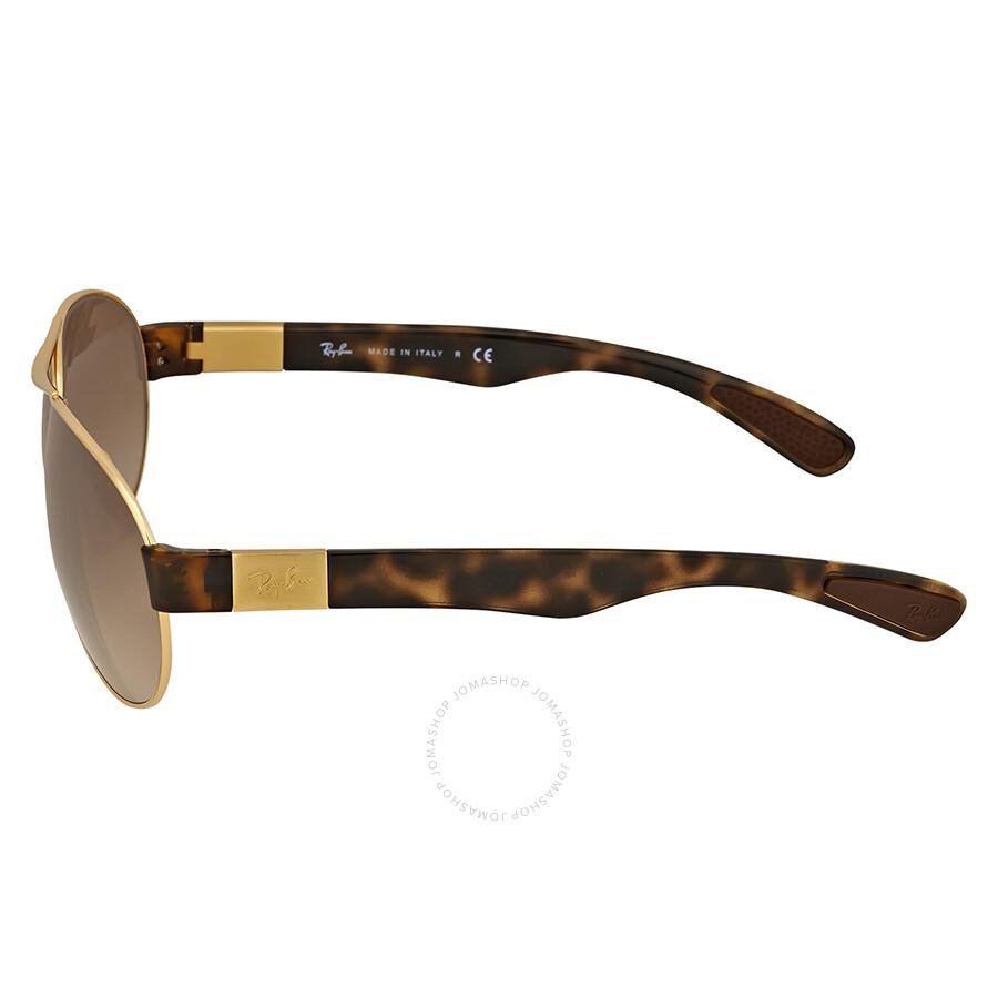 f9c00f80948 Ray Ban Brown Gradient Aviator Sunglasses - Ray-Ban - Sunglasses ...