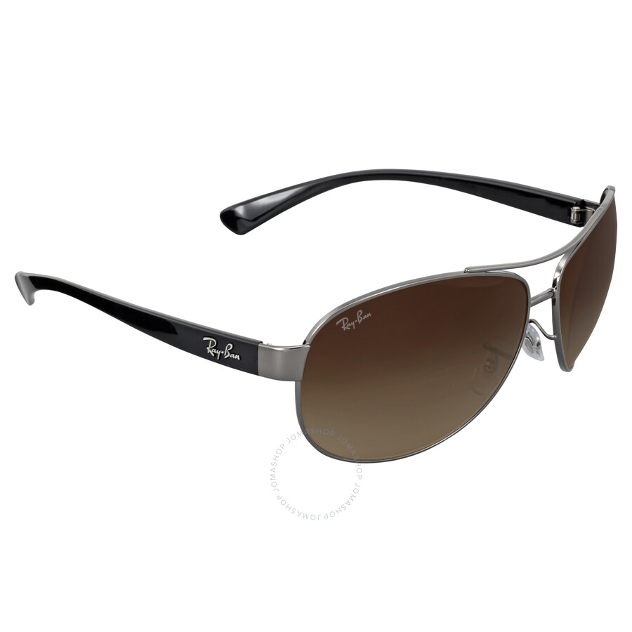 ray-ban 3386 brown gradient 004/13