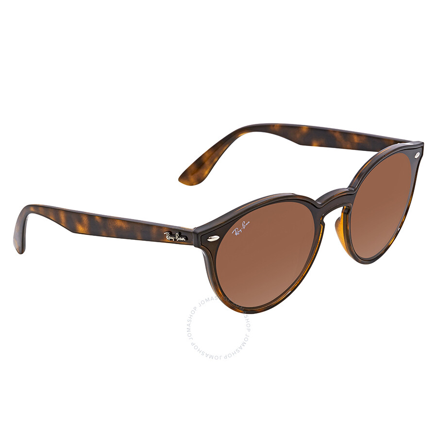 b3fc2d24f0c Ray Ban Brown Gradient Round Sunglasses RB4380N 710 13 37 - Ray-Ban ...