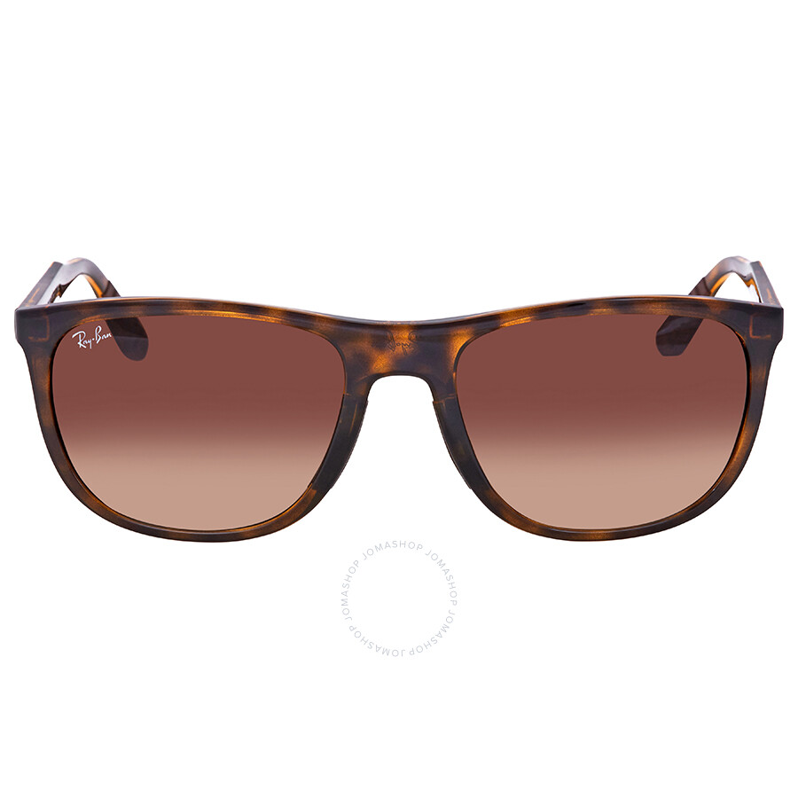43377e683de ... Ray Ban Brown Gradient Square Men s Sunglasses RB4291 710 13 58 ...