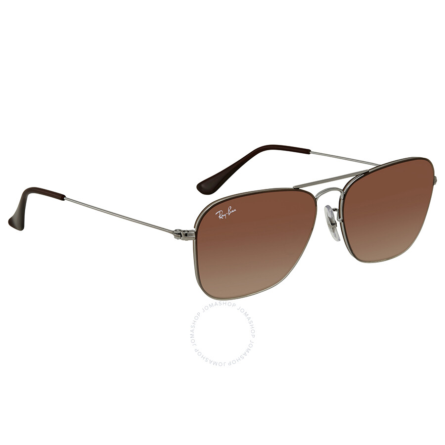 d8f468b6f4 Ray Ban Brown Gradient Square Sunglasses RB3603 004 13 56 - Ray-Ban ...