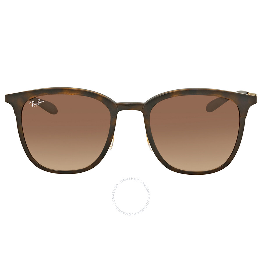 0524043aaa8 Ray Ban Brown Gradient Square Sunglasses RB4278 628313 51 - Square ...
