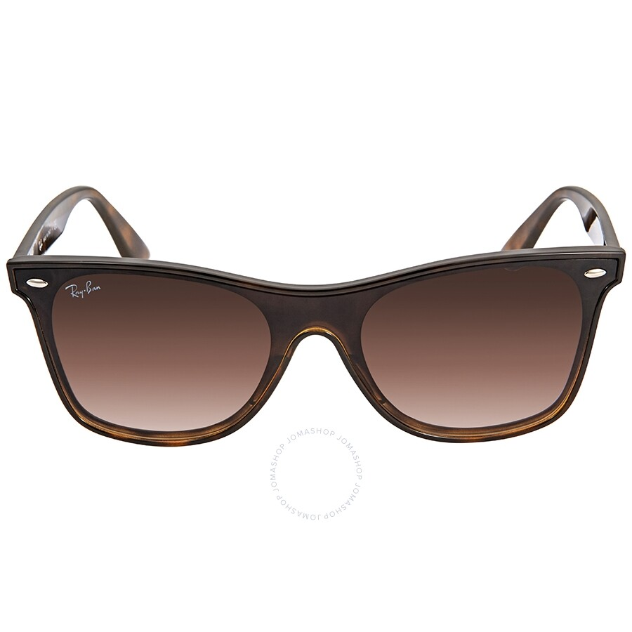 f9cbcacc08ff29 Ray Ban Brown Gradient Square Sunglasses RB4440N 710/1341 - Square ...