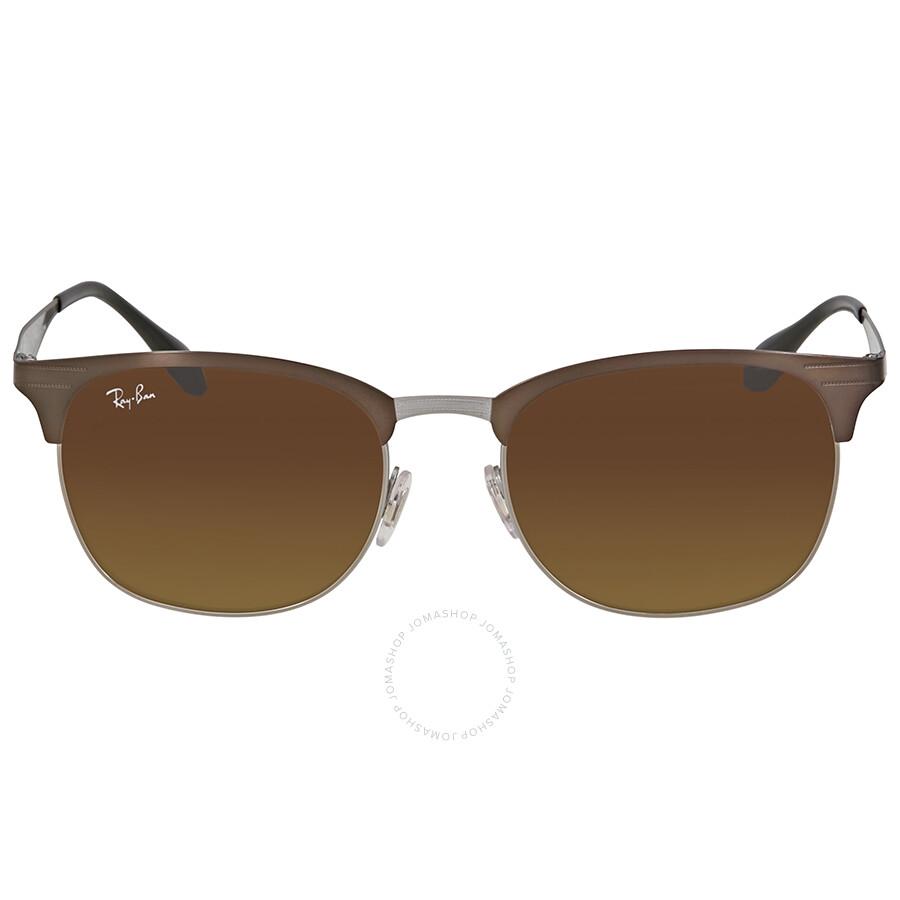 Ray Ban Brown Gradient Sunglasses RB3538 188 13 53 - Ray-Ban ... 2fa38791bb
