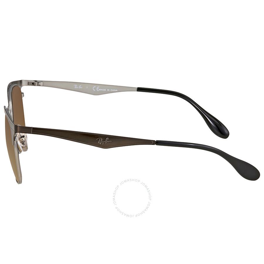 4aa7dcf921 Ray Ban Brown Gradient Sunglasses RB3538 188 13 53 - Ray-Ban ...