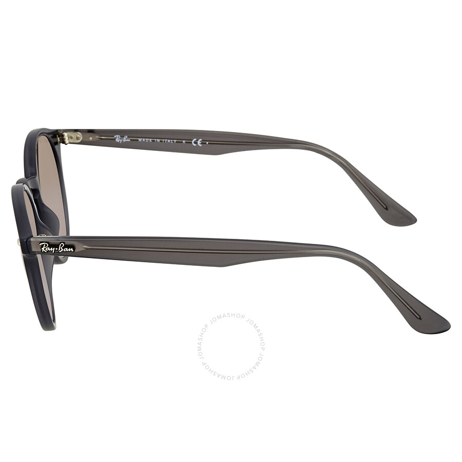 620a9303f8 ... Ray Ban Brown Violet Gradient Mirror Round Sunglasses RB2180 623094 49