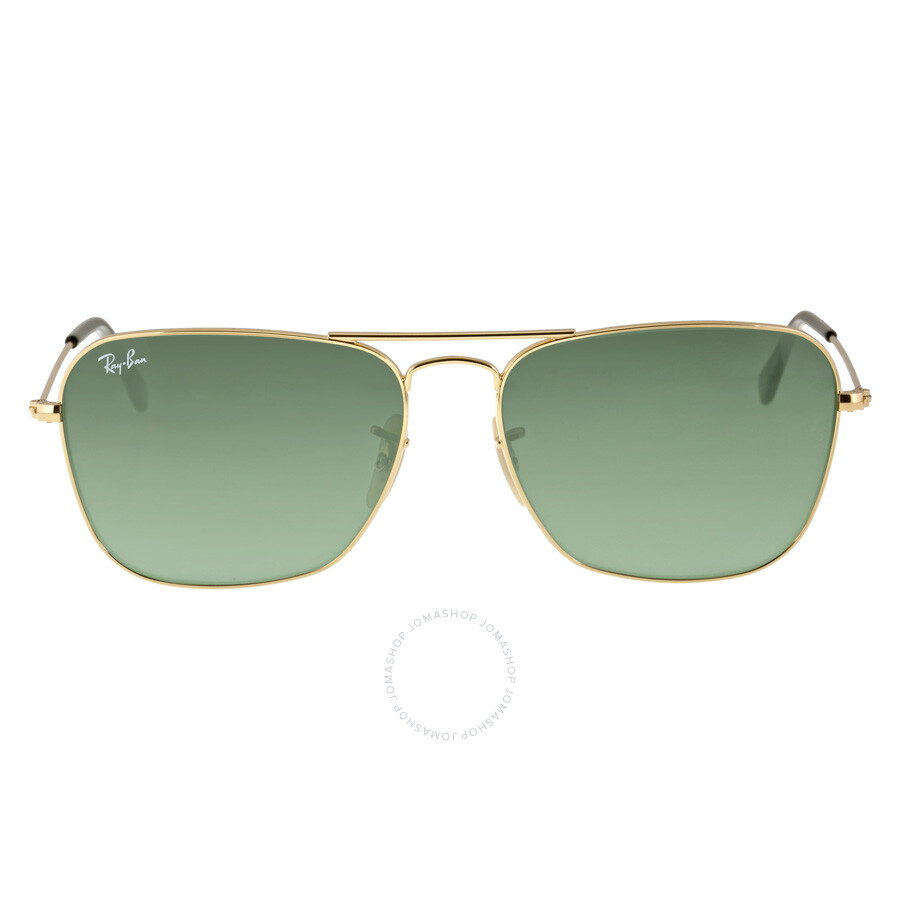414e9d554c Ray Ban Caravan Green Classic G-15 Men s Sunglasses RB3136 181 58-15 ...