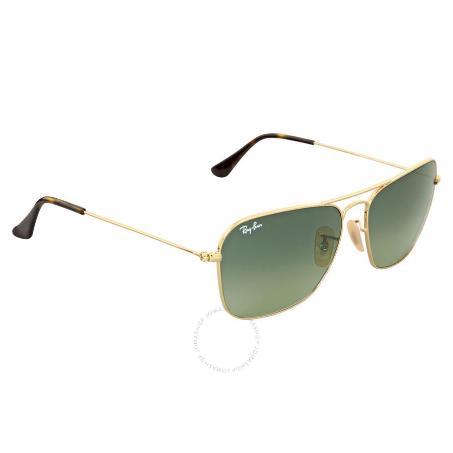 cb2618e727 Ray-Ban Caravan Grey Gradient Sunglasses RB3136 181 71 58 - Caravan ...