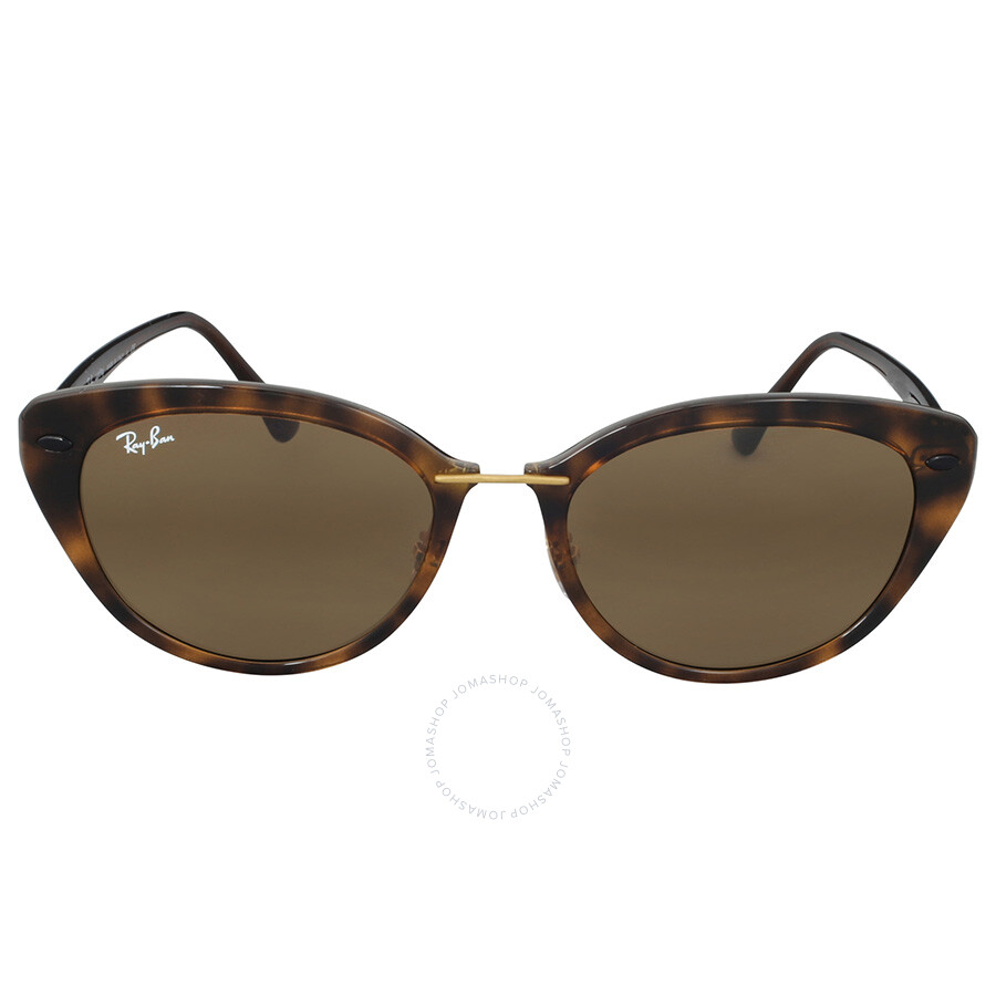 classic ray ban eyeglasses  Ray-Ban Cat Eye Brown Classic B-15 Sunglasses - Round - Ray-Ban ...