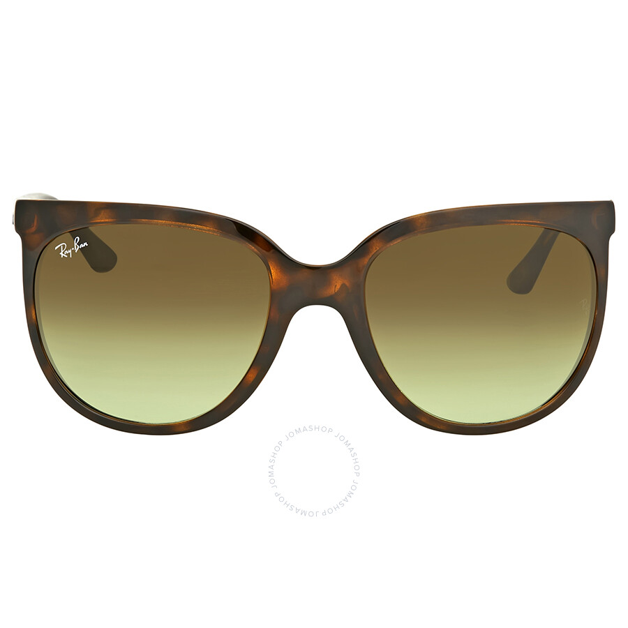 f42877f5ffa2b ... where can i buy ray ban cats 1000 green gradient ladies sunglasses  rb4126 710 a6 57
