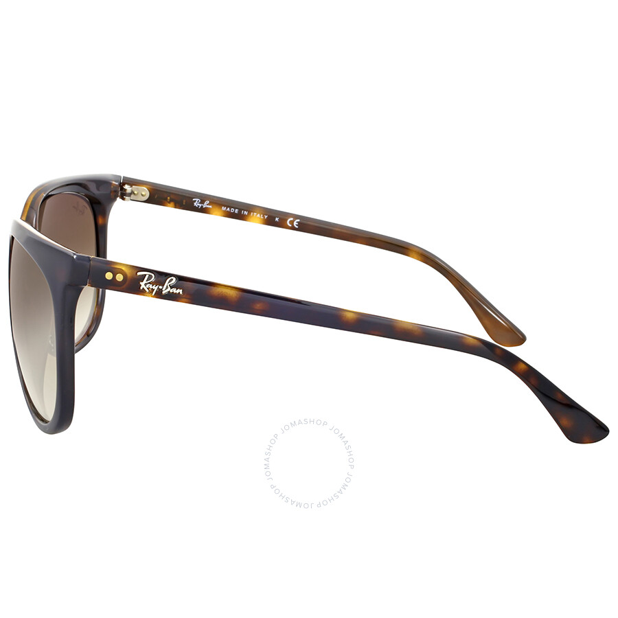 5ddee77c03 Ray-Ban Cats 1000 Light Brown Gradient - Cats - Ray-Ban - Sunglasses ...