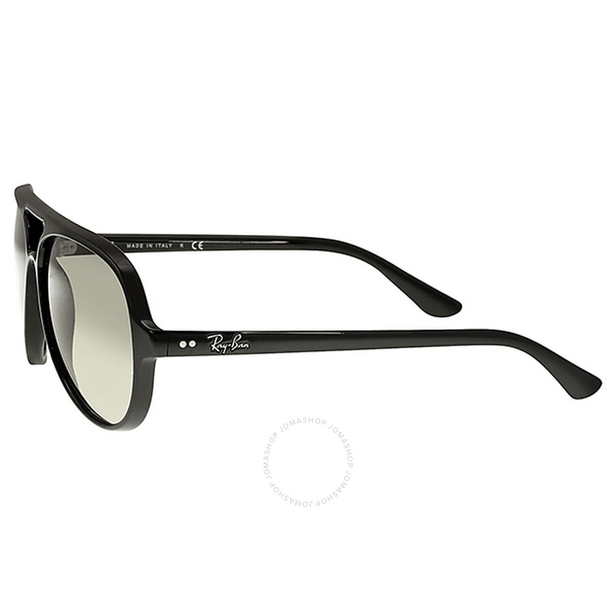 e846e575c6e ... Ray Ban CATS 5000 Classic Light Grey Gradient Sunglasses RB4125  601-3259 ...