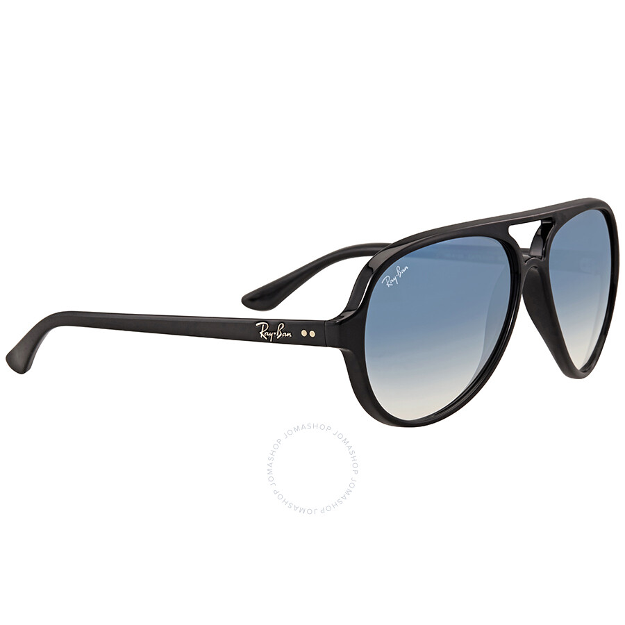 d92e84152cc ... Ray Ban Cats 5000 Light Blue Gradient Men s Sunglasses RB4125 601 3F 59  ...