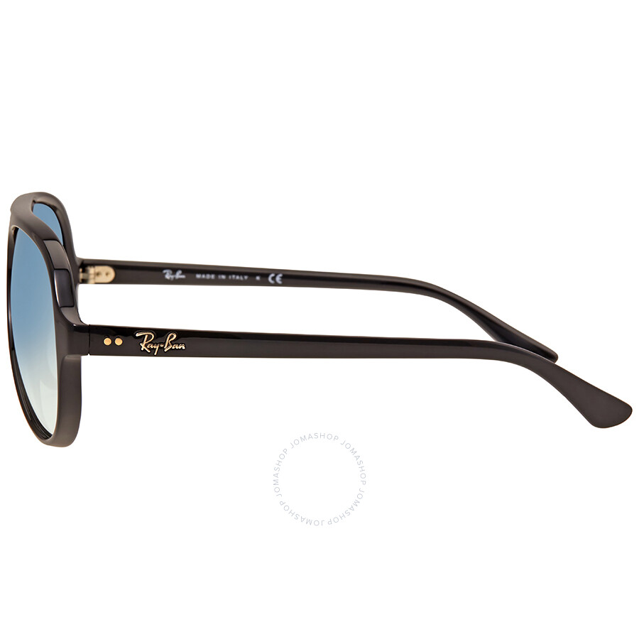 05df300d8ef ... Ray Ban Cats 5000 Light Blue Gradient Men s Sunglasses RB4125 601 3F 59