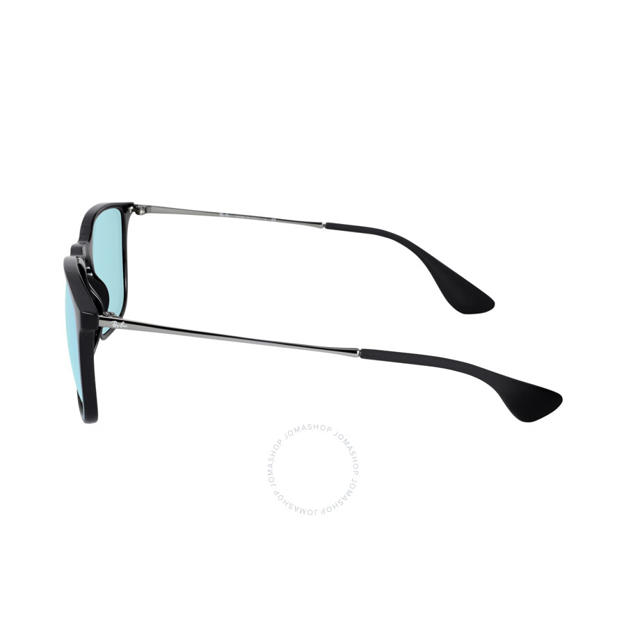 91d2193b42 Ray Ban CHRIS Blue Mirror Sunglasses RB4187 601 55 54-18 - Chris ...