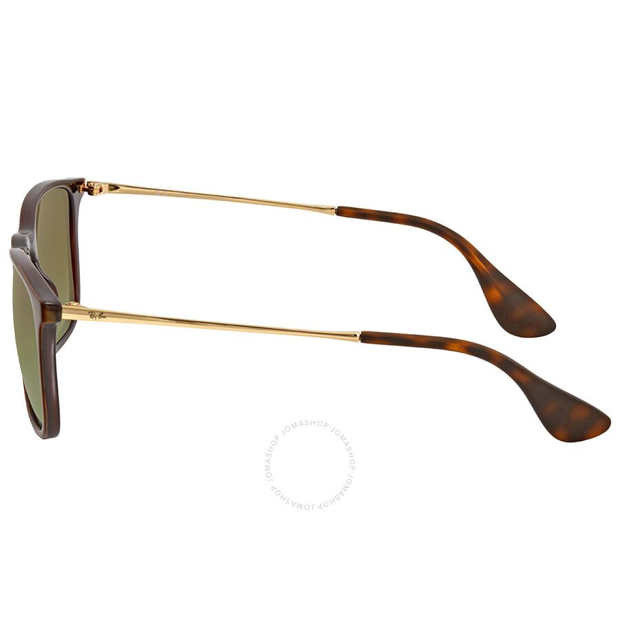 11df276ce8a ... Ray Ban Chris Brown Gradient Men s Sunglasses RB4187 6315E8 54 ...