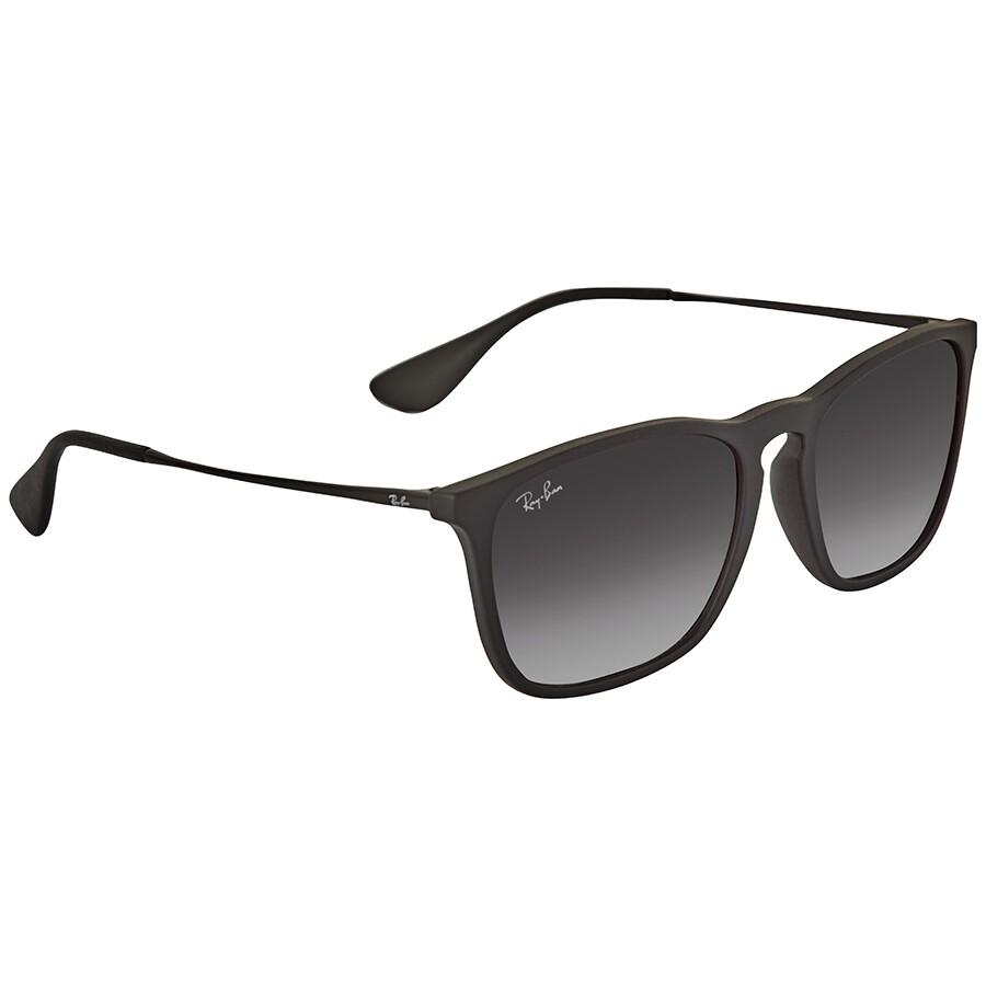 Ray Ban Chris Grey Gradient Sunglasses Men S Sunglasses Rb4187f 622 8g 54 Rb4187f 622 8g 54 Ray Ban Chris Jomashop