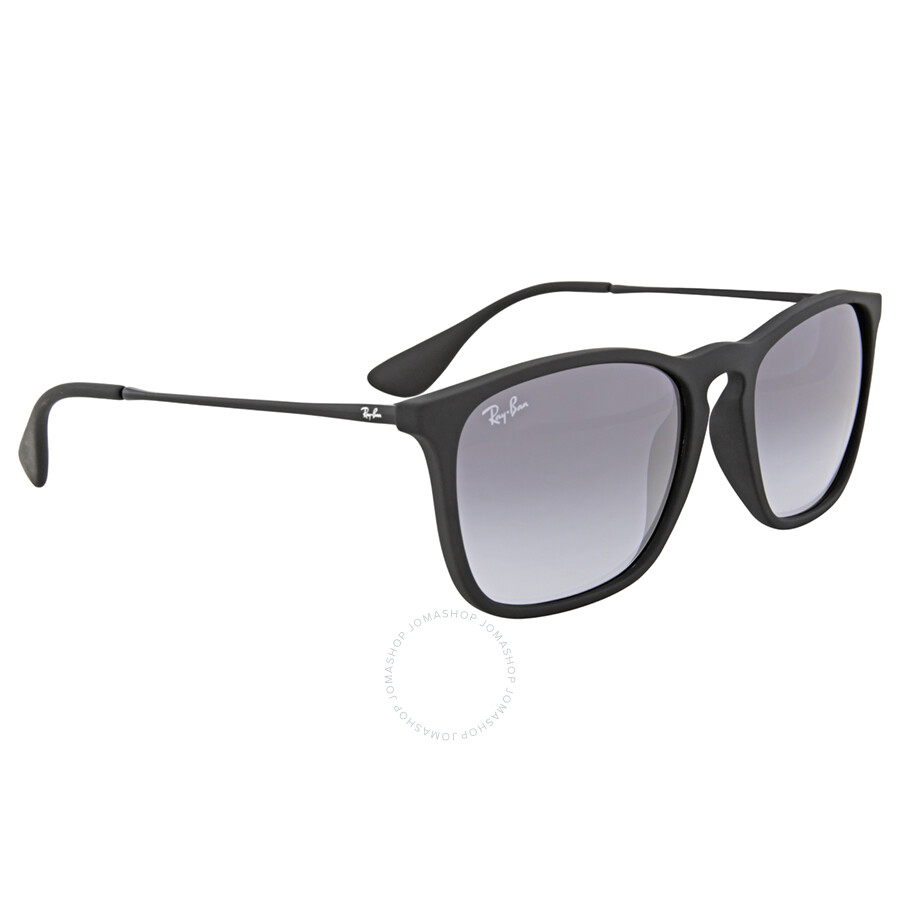 eaa2bd237bd Ray Ban Chris Grey Gradient Sunglasses RB4187 622 8G 54 - Ray-Ban ...