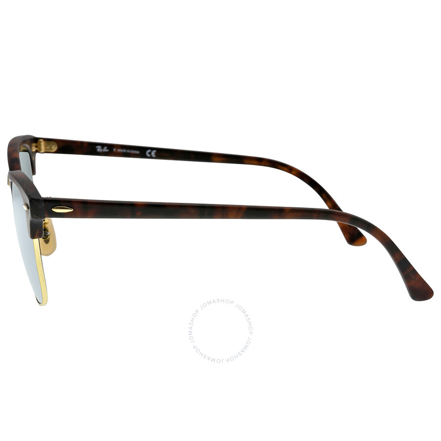 3a8562808c0 ... Ray Ban Clubmaster Flash Lenses Men s Sunglasses RB3016 114530 51-21 ...