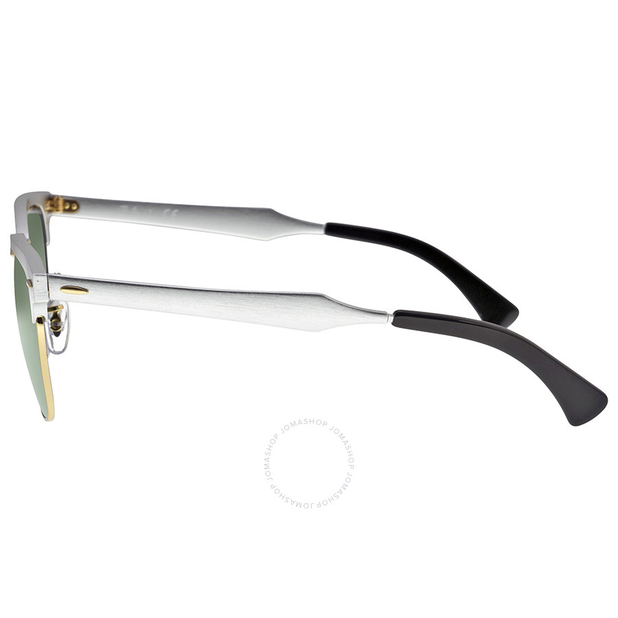 12b336250f ... Ray Ban Clubmaster Aluminum Frame Sunglasses RB3507-51-137-40 ...