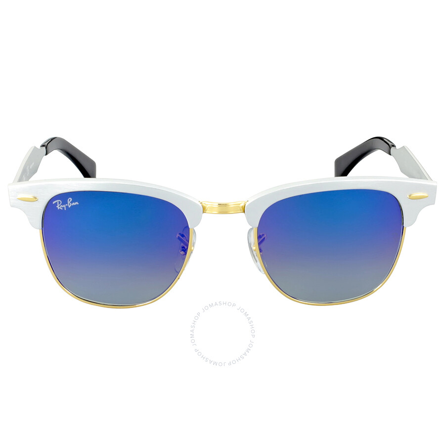 3d87910158d70 Ray Ban Clubmaster Aluminum Sunglasses - Clubmaster - Ray-Ban ...