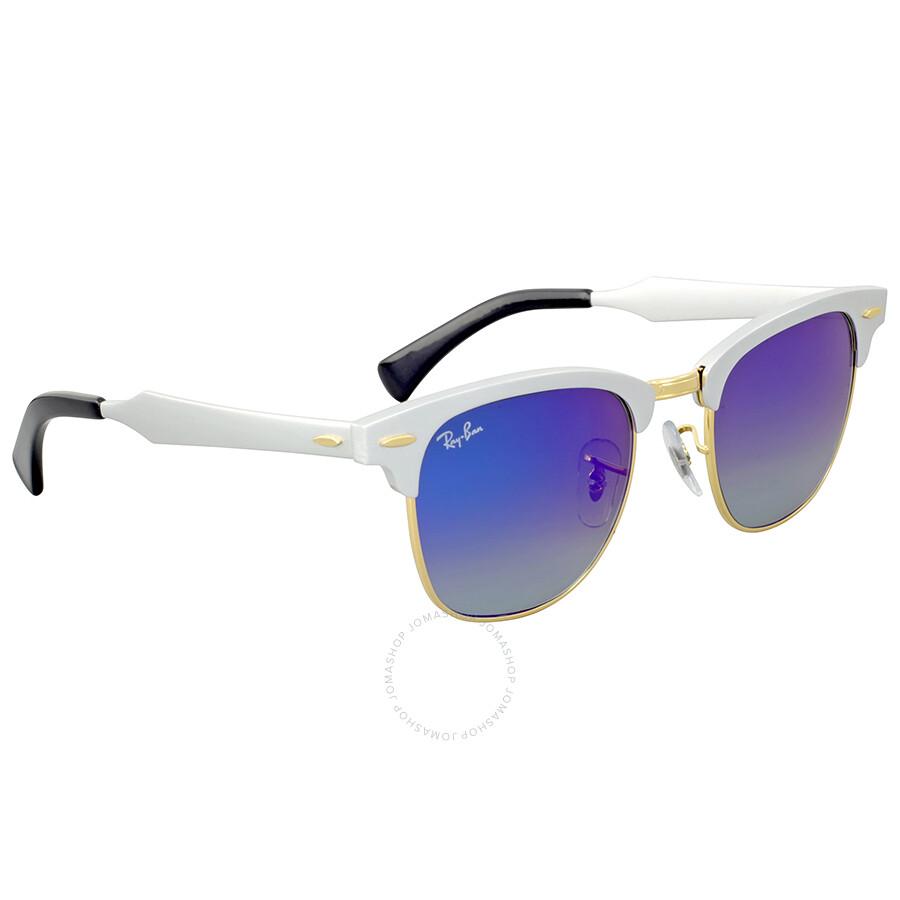 0ebd9cc7af Ray Ban Clubmaster Aluminum Sunglasses Ray Ban Clubmaster Aluminum  Sunglasses ...