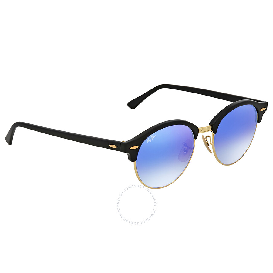 ac56f68c01 Ray Ban Clubmaster Blue Gradient Sunglasses Ray Ban Clubmaster Blue  Gradient Sunglasses ...