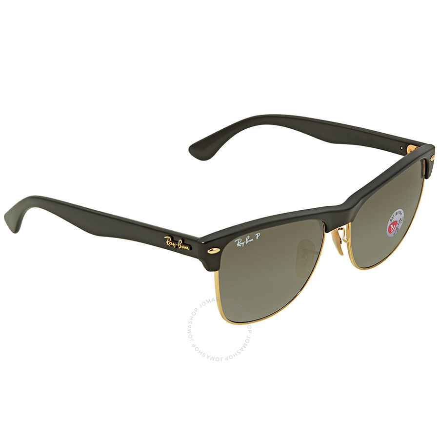 76e5a38b25 ... Ray Ban Clubmaster Grey Gradient Square Polarized Men s Sunglasses  RB4175 877 M3 57 ...