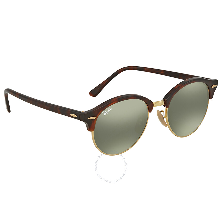 6ab722163e Ray Ban Clubround Classic Green Classic G-15 Sunglasses RB4246 990E 51 ...