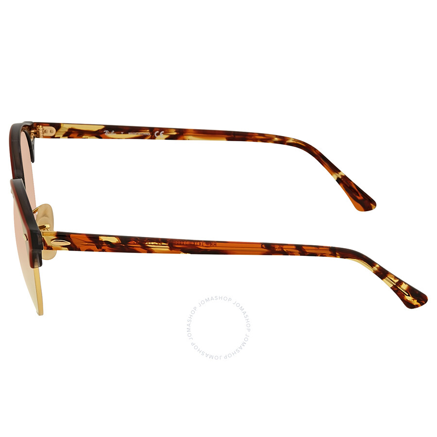 c21d9fba4c Ray Ban Clubround Copper Gradient Flash Sunglasses - Clubround - Ray ...