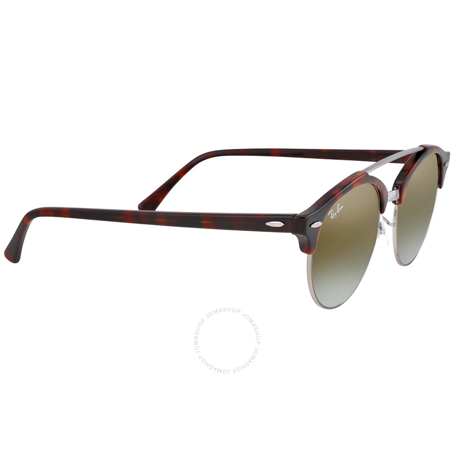 ray ban clubround double