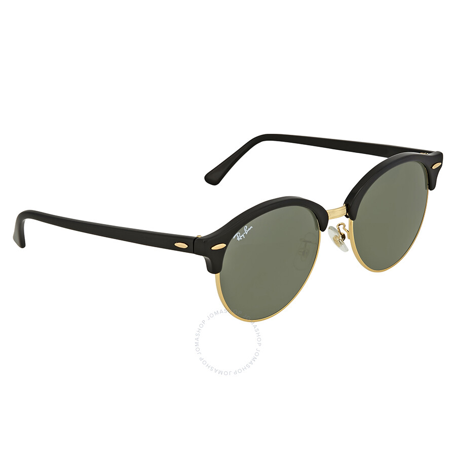 a04646206e Ray Ban Clubround Green Classic Sunglasses Ray Ban Clubround Green Classic  Sunglasses ...