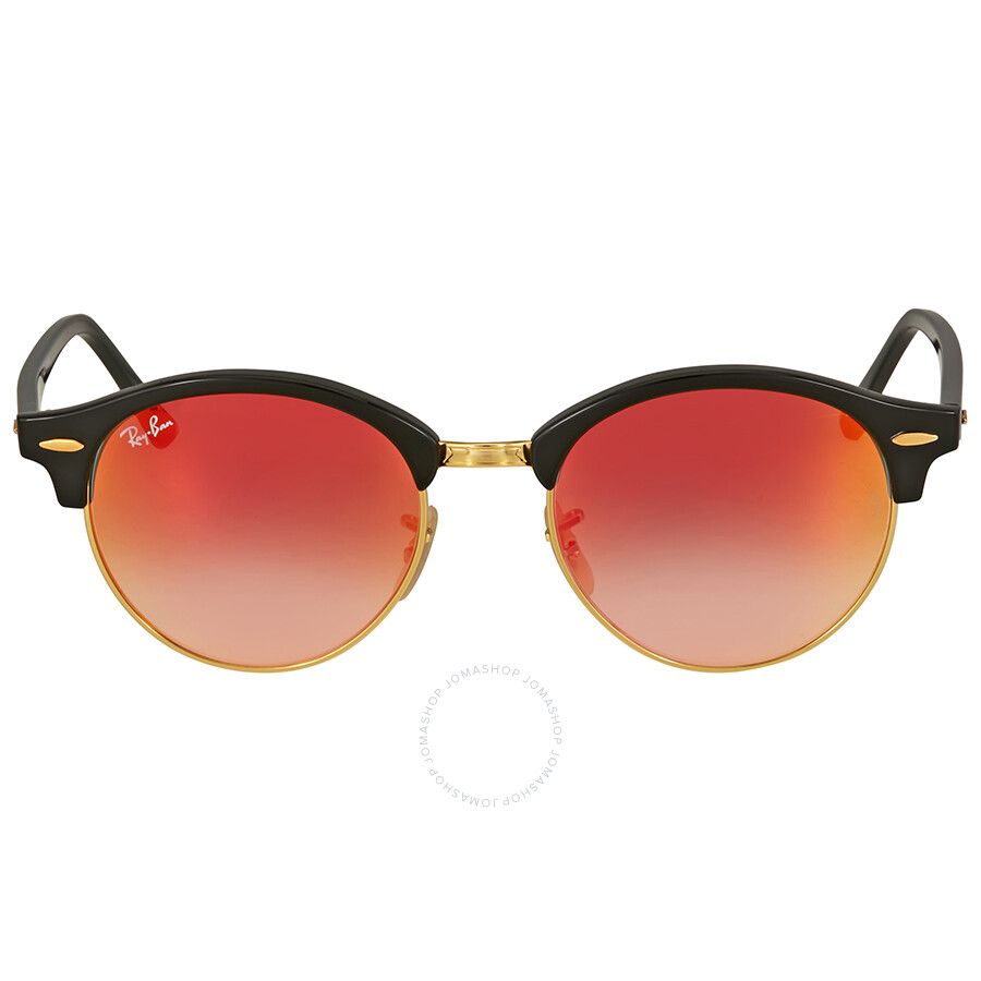 9f7bc682b7 Ray Ban Clubround Orange Gradient Sunglasses - Clubround - Ray-Ban ...