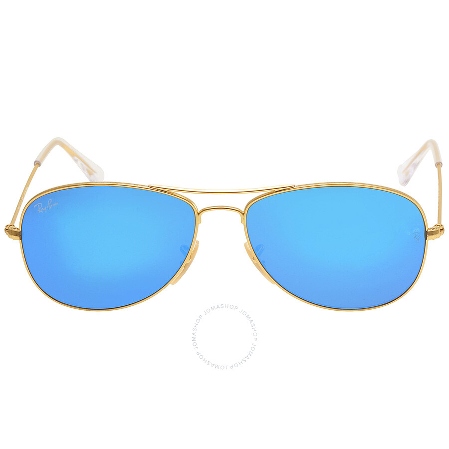 Ray-Ban Cockpit Blue 56 mm Sunglasses