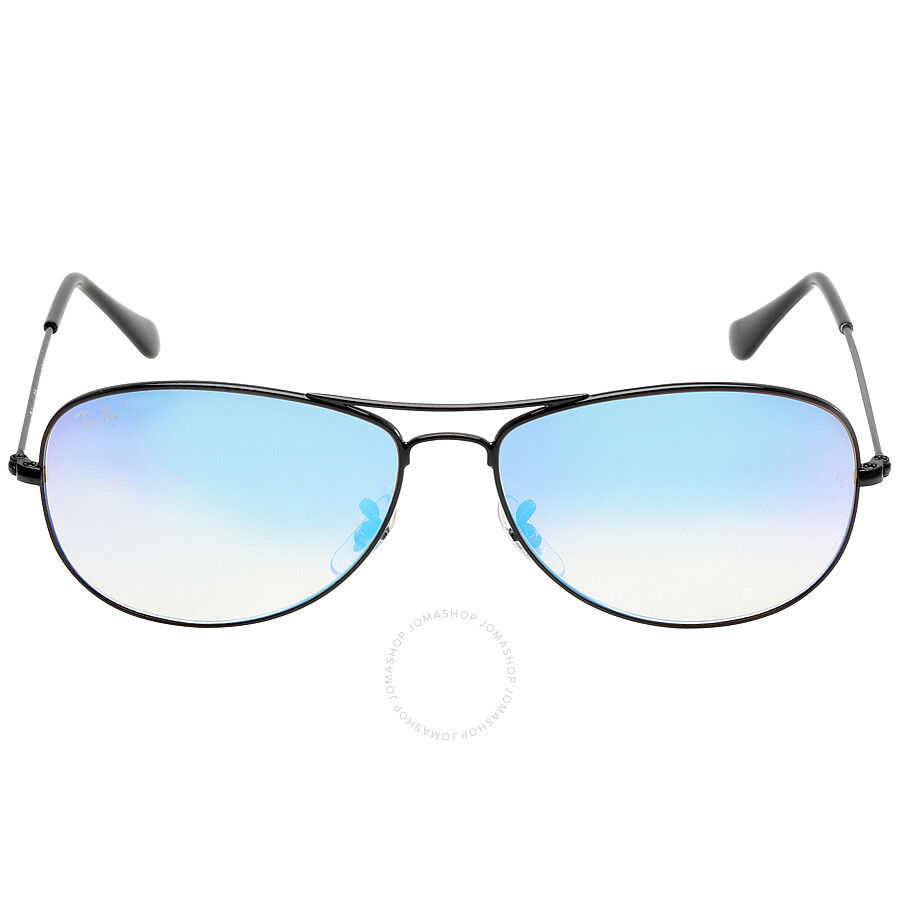 Ray Ban Ray-Ban Cockpit Blue Gradient Flash Sunglasses RB33620024O59