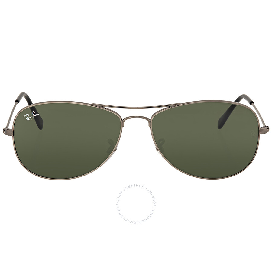 cd98045a4375 Ray Ban Cockpit Green Classic G-15 Men's Sunglasses RB3362 004 56 ...