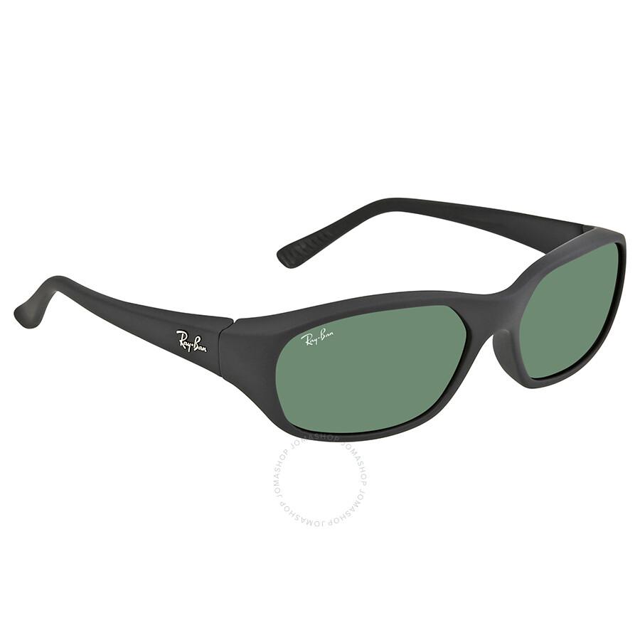 8351309b8a Ray-Ban Daddy-O II Classic Green Lens Sunglasses RB2016 W2578 59 ...