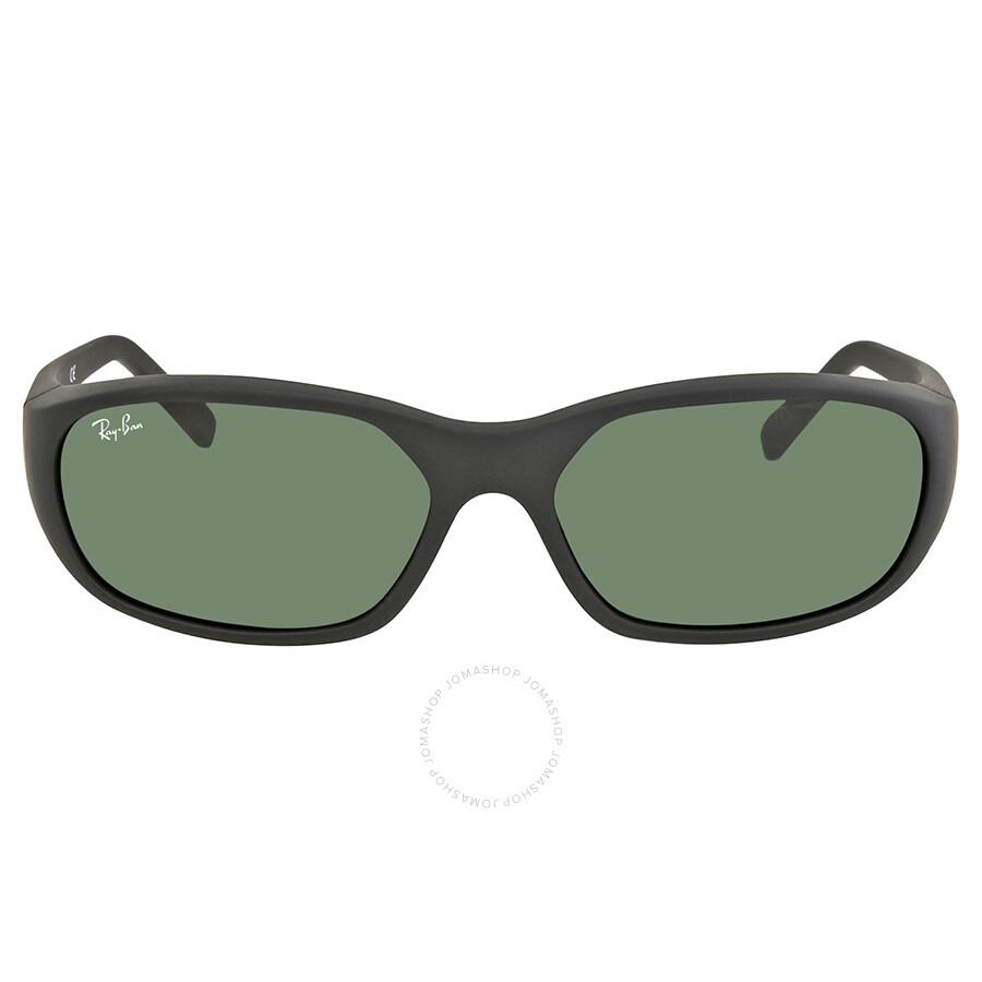 736ebfb685 ... Ray-Ban Daddy-O II Classic Green Lens Sunglasses RB2016 W2578 59 ...