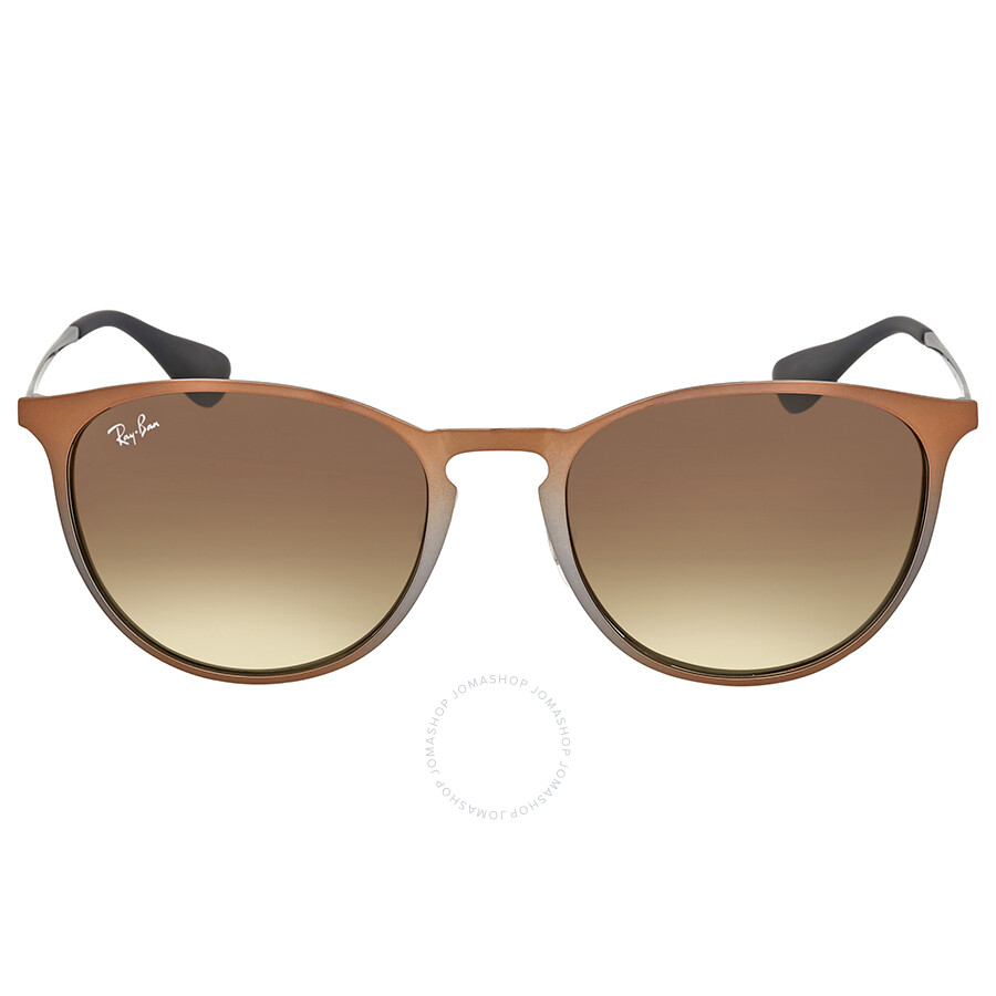 466fb97eec0 Ray Ban Erika Brown Gradient Sunglasses Item No. RB3539 193 13 54