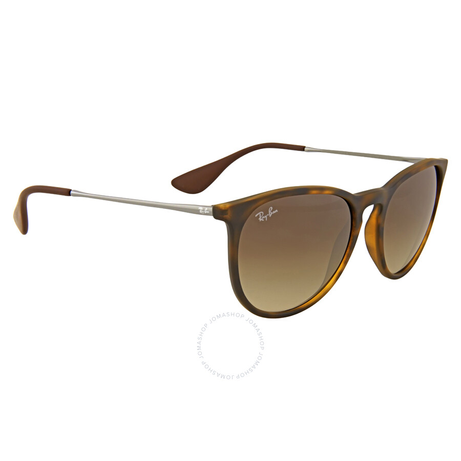 6d98437ebf Ray Ban Erika Tortoise Gold Brown Gradient