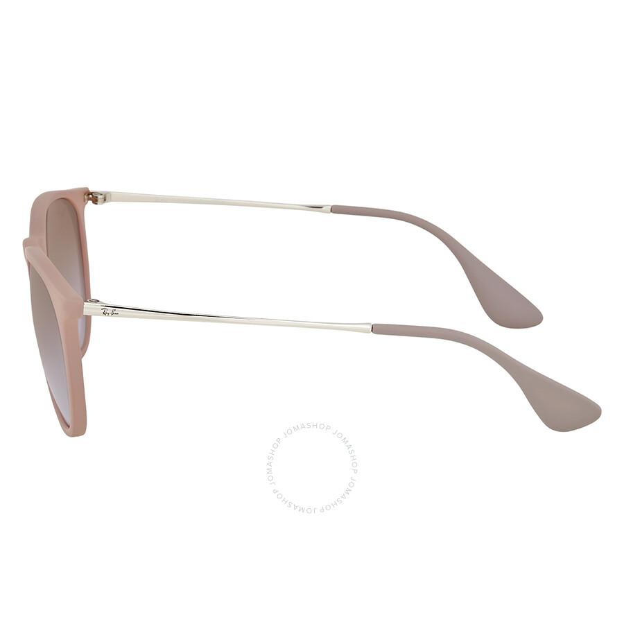 80844cae23 Ray Ban Erika Classic Brown and Violet Gradient Sunglasses - Erika ...