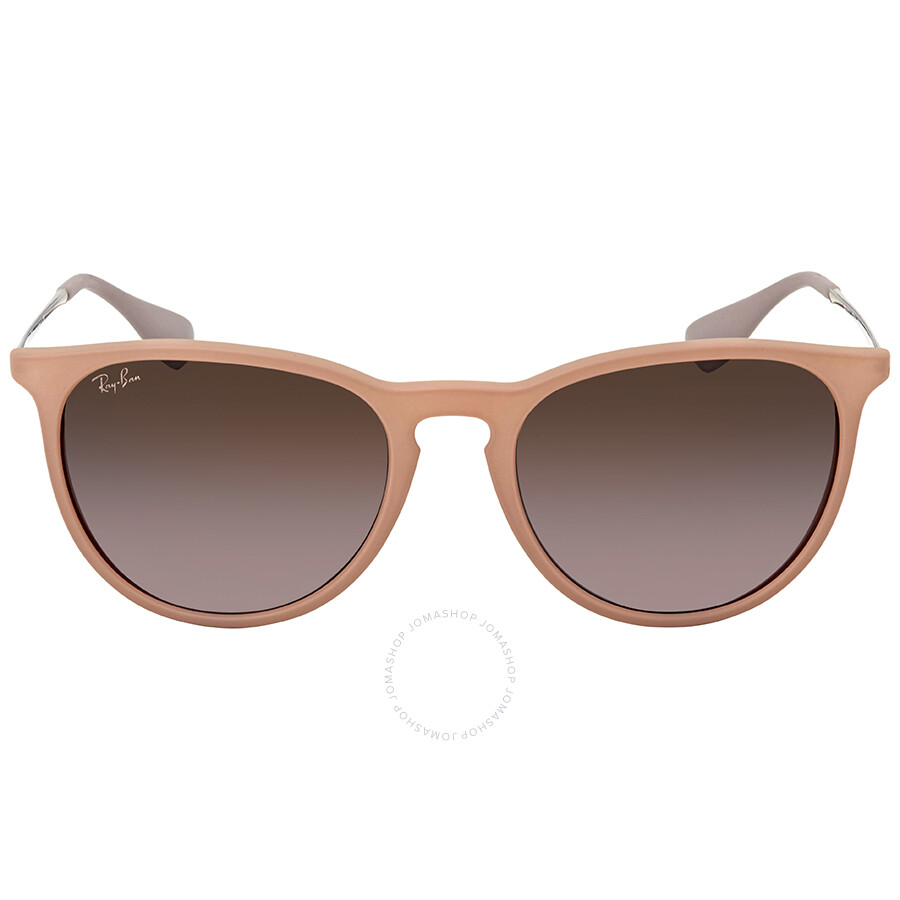 dc20614eb9 ... Ray Ban Erika Classic Brown Violet Gradient Sunglasses RB4171 600068 54  ...