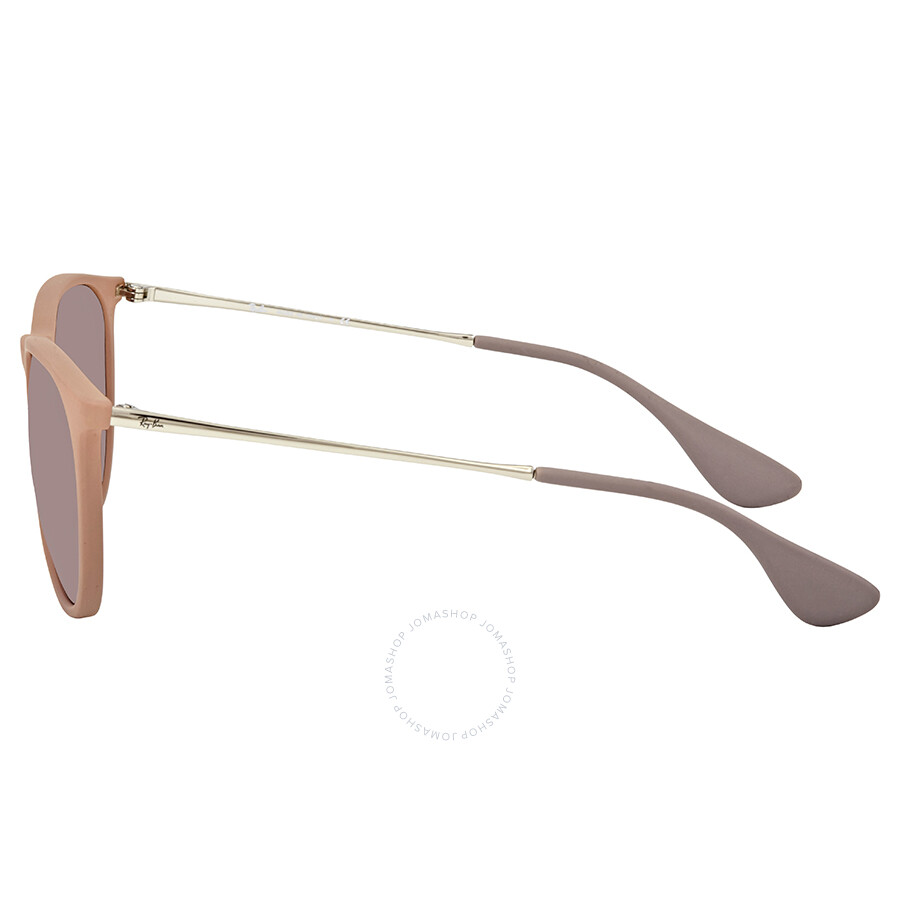 02e3681a88 ... Ray Ban Erika Classic Brown Violet Gradient Sunglasses RB4171 600068 54