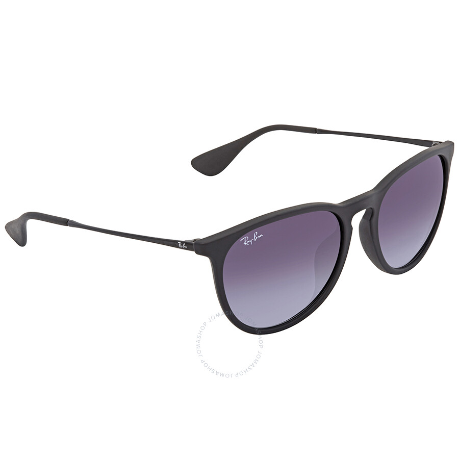 dc50a96327 Ray Ban Erika Classic Grey Gradient Round Ladies Sunglasses RB4171F 622 8G  Item No. RB4171F 622 8G 54