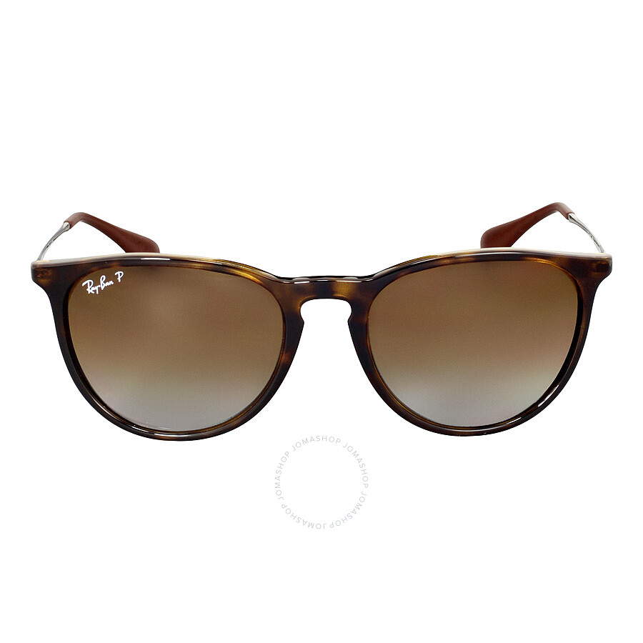 ray ban erika classic polarized brown gradient sunglasses rb4171710 t554 erika ray ban. Black Bedroom Furniture Sets. Home Design Ideas